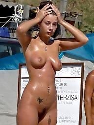 Nudist, Beach, Public, Gorgeous, Nudists, Voyeur beach
