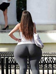Big butt, Butts