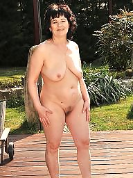 Hairy mature, Nature, Hairy matures, Hairy women, Natural mature