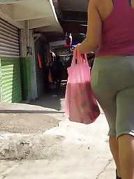 Mexican, Leggings, Hidden cam, Sports, Mexican ass, Friend