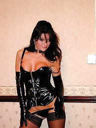 Leather, Latex, Pvc, Mature leather, Mature latex