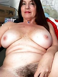 Hairy mature, Mature beauty