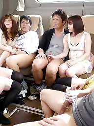 Japanese, Asian, Group, Japanese sex