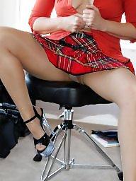 Skirt, Skirts, Upskirt flashing