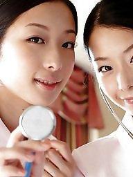 Nurse, Asians, Nurses, Nurse asian