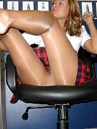 Teen pantyhose, Teen stockings