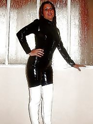 Pvc, Latex, Leather, Mature leather, Mature latex, Mature pvc
