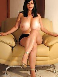 Tits, Big nipples