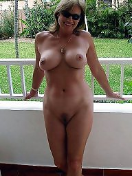 Hairy women, Natural, Hairy matures, Nature
