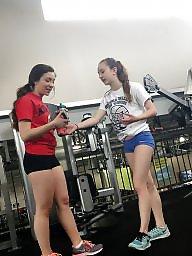 Gym, Teens amateurs