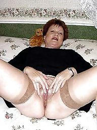 Spreading, Nylon, Spread, Nylons, Mature stockings, Mature spreading