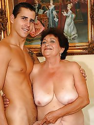 Boys, Mom boy, Mature boy, Old mature, Old mom, Amateur moms
