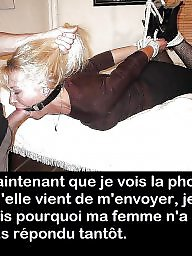 Cuckold, Captions, French, Caption, Cuckold caption, French captions