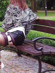 Upskirt stockings, Upskirt mature, Mature upskirt