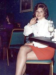 Vintage, Stockings, Retro, Hairy stockings, Hairy vintage, Stocking retro