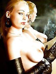 Smoking, Smoke, Mirror