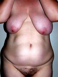 Mature, Bbw tits, Body