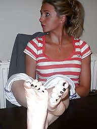 Feet, Teen feet, Swedish, Perfect, Blonde teen