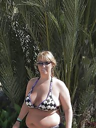 Bikini, Fetish, Bbw bikini, Bbw beach