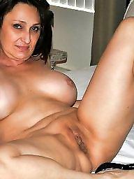 Amateur milf, Hard, Mature women
