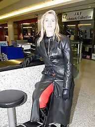 Boots, Leather, Pvc, Latex, Mature boots, Mature pvc