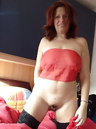 Italian, Sexy mature, Mature boobs, Mature wife, Italian mature
