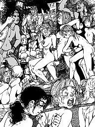 Slave, Slaves, The public