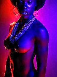 Ebony, African, Beauty