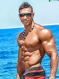 Muscle, Moroccan, Muscles, Guy