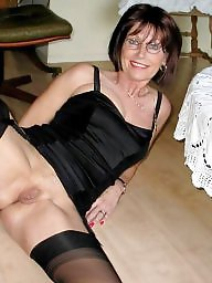 Horny, Mature milfs, Stocking mature, Stocking milf, Mature in stockings