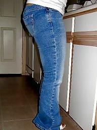 Brunette ass, Sexy ass