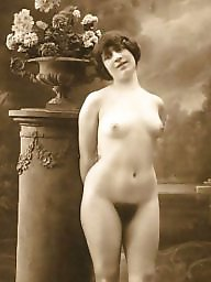 Lady, Vintage amateurs