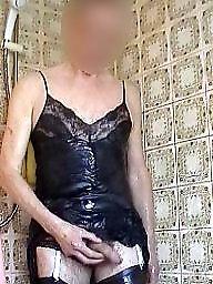 Wet, Wetting, Vintage amateur, Slips