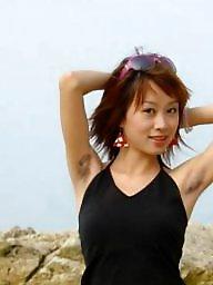 Armpits, Armpit, Hairy armpits, Lady, Vintage amateur, Hairy armpit