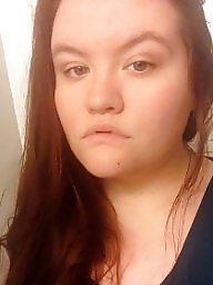 Nipple, Bbw redhead