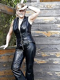 Leather, Pvc, Latex