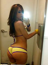 Voyeur, Panties, Short, Shorts, Teen panties