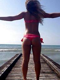 Bikini, Italian, Beach, Teen amateur, Bikinis, Teen sluts