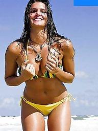 Bikini, Beach, Celebrities, Bikinis