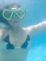 Wet, Wetting, Underwater, Fun, Messy