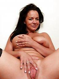 Wank, Wanking, Mature big boobs