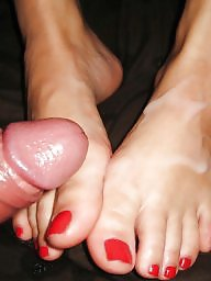 Mature feet, Amateur feet, Stocking feet