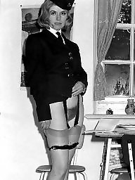 Hairy, Vintage, Nylon, Nylons, Stockings, Vintage hairy