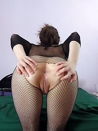 Ass, Stockings, Stocking, Bodysuit, Amateur ass, Amateur stockings