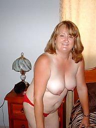 Bbw milf, Bbw tits, Milf tits, Tits out