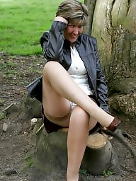 Park, Parking, Mature stocking, Uk mature