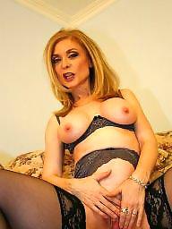 Mature nipple, Matures, Blonde mature, Blond mature