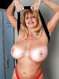 Large, Breast, Big mature