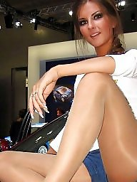 Pantyhose, Stockings teens, Amateur teen