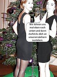 Captions, German caption, Caption, German captions, German amateur, German amateurs